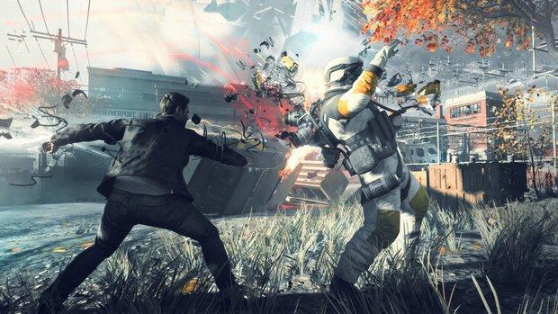 Quantum Break erobert britische Charts und zieht Spiele für Xbox One mit