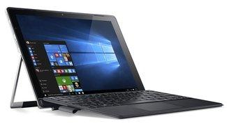 Acer Switch Alpha 12: Passive LiquidLoop-Kühlung des Core i5 im Tablet funktioniert