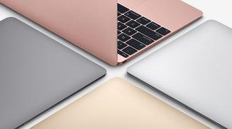 """Aktualisiertes 12"""" MacBook: Neue Prozessoren, größerer Akku und ab sofort in Roségold"""