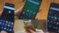 Samsung Galaxy S7 vs. HTC 10 vs. LG G5: Fingerabdruckscanner im Vergleich