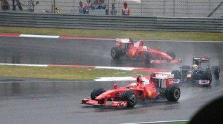 Formel 1 heute im Live-Stream und TV: Der Große Preis von Schanghai (China) live