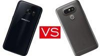 Kamera-Blindtest: Galaxy S7 schlägt LG G5 meilenweit