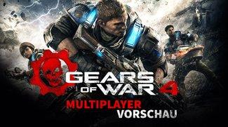 Gears of War 4 in der Vorschau: Wir haben den Multiplayer-Modus für euch angespielt