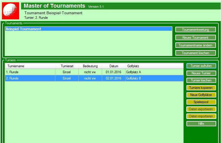 Master-of-Tournaments