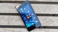 Microsoft Lumia 650 im Test: Windows 10-Mittelklasse mit edler Optik