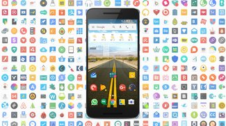 Nucleo UI: Hübsches Icon Pack inklusive neuer Google Play-Icons