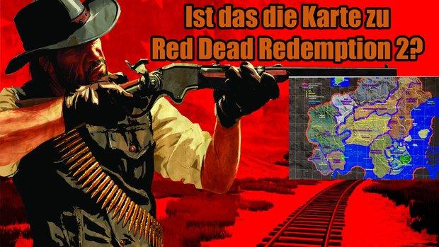 Red Dead Redemption 2: Geleakte Map weist auf nächstes Game hin