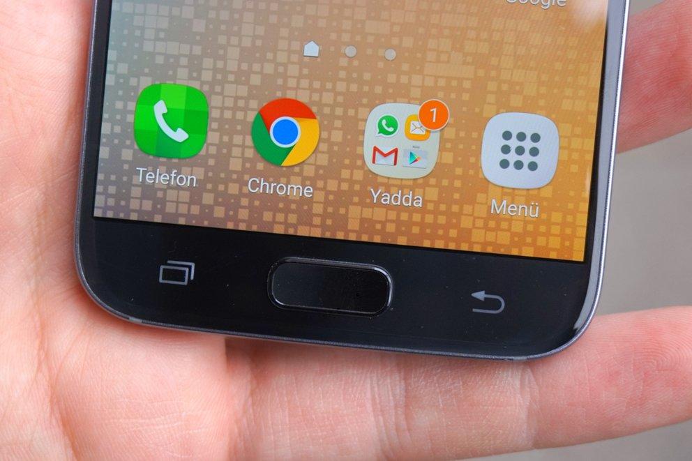 Samsung Galaxy S8: Navigationstasten mit Force Touch geplant