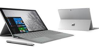 Surface Pro 4: Signature Type Cover aus Alcantara eingeführt