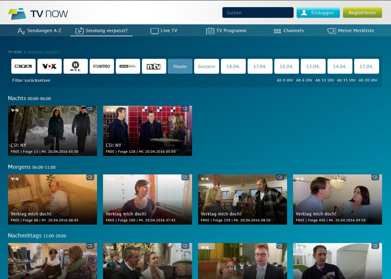 kostenlos live stream tv