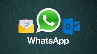 WhatsApp vs. Email: Neue Funktionen für Desktop-Version geplant