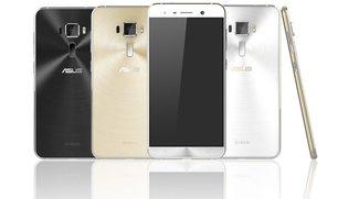 Asus ZenFone 3 und ZenFone 3 Deluxe: Smartphone-Schönheiten mit Glasgehäuse und USB Typ C auf ersten Bildern zu sehen
