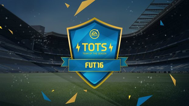 FIFA 16: TOTS – Teams Of The Season der Community in Ultimate Team