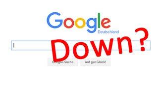 Google Down und Internet geht nicht mehr: Störungen und Probleme beheben