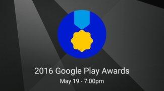 Google Play Awards 2016: Das sind die Nominierten für die besten Android-Apps