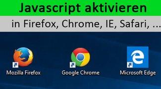 Javascript aktivieren (Firefox, Chrome, Internet Explorer, Safari, Opera) – So geht's