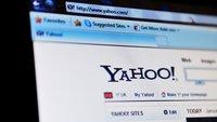 Yahoo entfernen: Toolbar löschen und Suche wiederherstellen