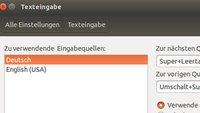 Ubuntu auf Deutsch: Tastatur umstellen – so geht's