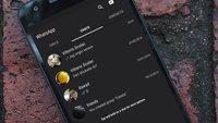 WhatsApp: Design, Theme oder Farbe ändern (Android & iOS) – so geht's