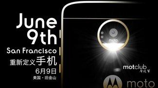 Moto Z: Markenname gesichert, sechs Erweiterungsmodule zum Start erhältlich