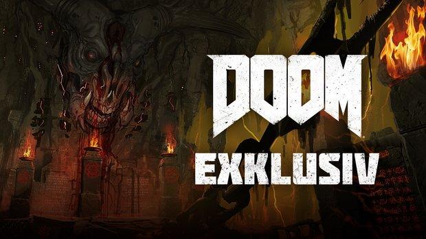 Exklusiver Einblick in Doom: Das steckt hinter den höllischen Welten