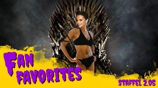 Zu viel Fanservice in Game of Thrones & Alicia Vikander spielt Lara Croft  - Fan Favorites 2.5