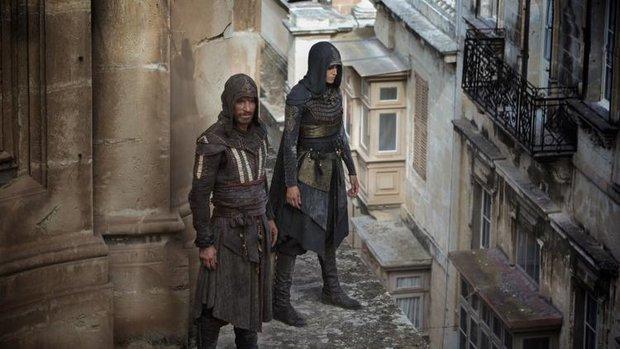 Assassin's Creed: Neue Bilder aus dem Kinofilm