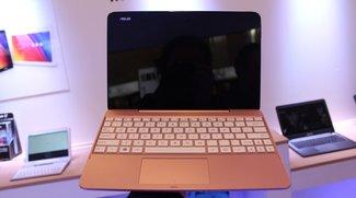 Asus Transformer Book T101: Neues 2-in-1-Tablet mit Windows 10