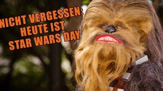 Shake your Wookie: Die witzigsten Star-Wars-Gifs zum Star-Wars-Tag