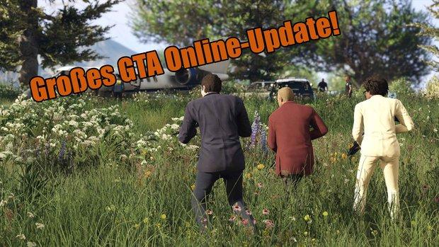 GTA Online: Das nächste große Update macht euch zum Gangster-Boss