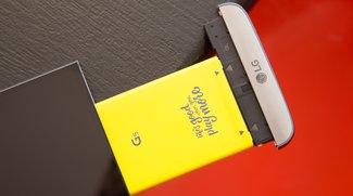 Beschlossene Sache: LG gibt Modul-Konzept auf