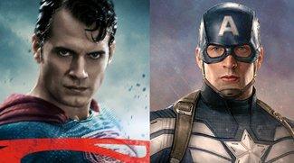 5 Dinge, die Batman & Superman von Captain America lernen können