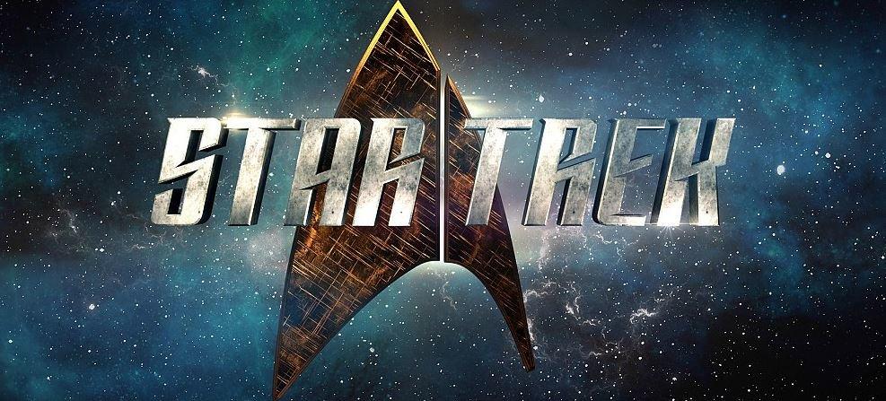 Star Trek 2017 Logo
