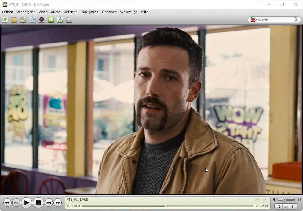 UMPlayer-Screenshot