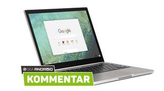 Android-Apps auf Chrome OS: Googles Kriegserklärung an Microsoft und Apple