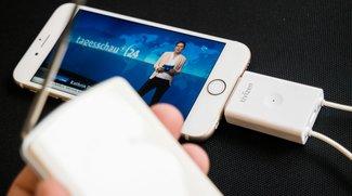 TV-Empfänger: Vorerst kein DVB-T2 HD für iPhone, iPad und Android-Geräte
