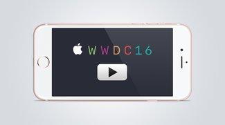 Livestream der Apple-Keynote (WWDC 2016) ansehen