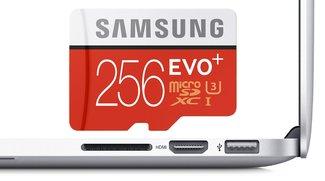 Neu und teuer: microSD-Karte mit 256 GB Speicher + kostengünstige Alternativen für MacBook-Nutzer