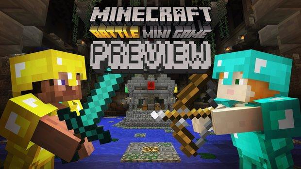 Minecraft Battle Minigame: Der neue Hunger-Games-Modus im Detail