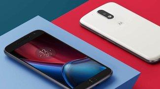 Moto G4 und G4 Plus: Vorstellung und Hands-On der Mittelklasse-Smartphones