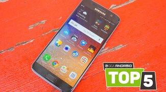 5 Gründe, warum das Samsung Galaxy S7 besser als das HTC 10 ist