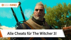 The Witcher 3 Cheats: God Mode, Geld-Cheat, Item-Codes und mehr
