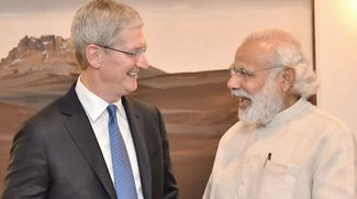 Tim Cook traf erneut indischen Premier –Gründe für lange Indien-Reise