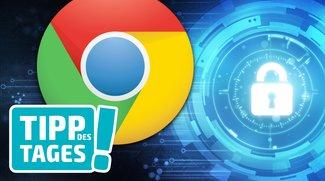 Zugänge in Google Chrome anzeigen (Tipp)