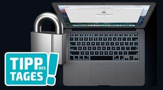 Tipp: PDFs auf dem Mac mit einem Passwort schützen