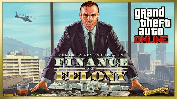 """GTA Online: Der erste Trailer zu """"Further Adventures in Finance and Felony"""" ist da"""