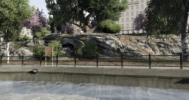 So hübsch sieht Liberty City in der Grafik von GTA 5 aus