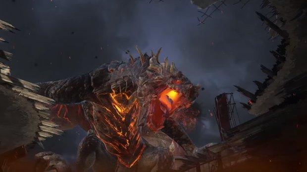 Black Ops 3: Descent-DLC lässt euch in Russland gegen Drachen kämpfen