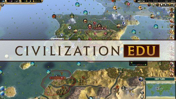 Civilization Edu statt Geografie: Ein weiteres Computerspiel zieht in den Unterricht ein