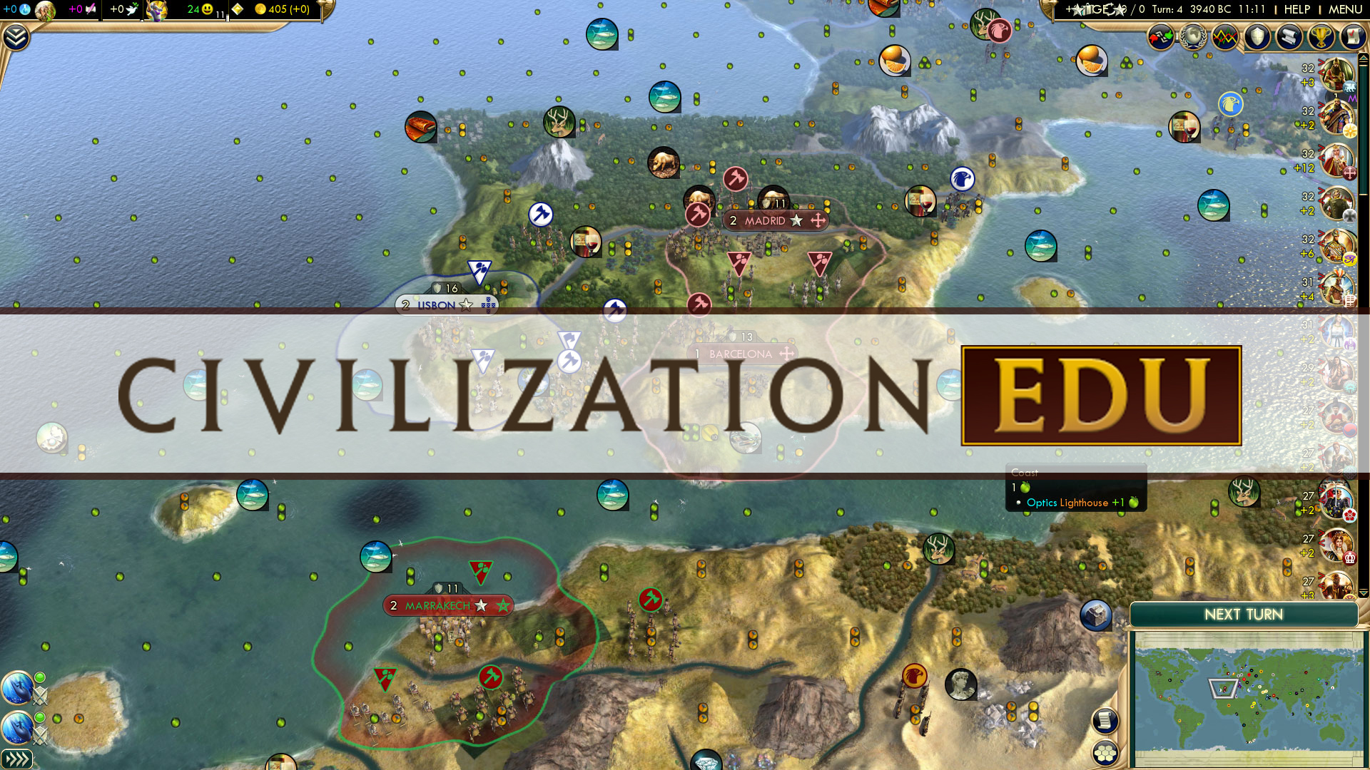 Civ Education Edition